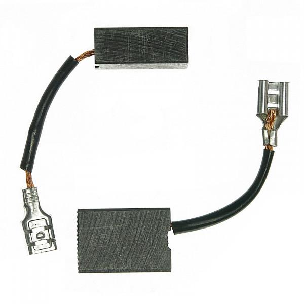 Kohlebürsten für AEG DMB 2300, DME 65/0, DME 65, DSA 2300 - 8x14x20 mm - PREMIUM (P2148)