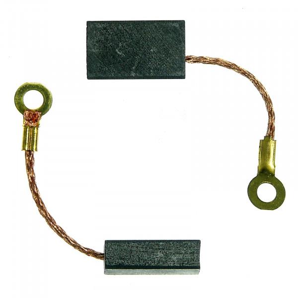 Spazzole di carbone per TOPCRAFT TC-RH 1500 - 7x11x15 mm - PREMIUM (P2123)