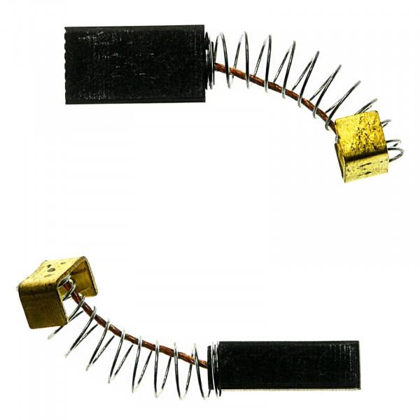 Kohlebürsten für AEG SB2E.700, SB2E 700, SB2.16 N, SB 216 N - 5x8x14,5 mm - PREMIUM (P2100)