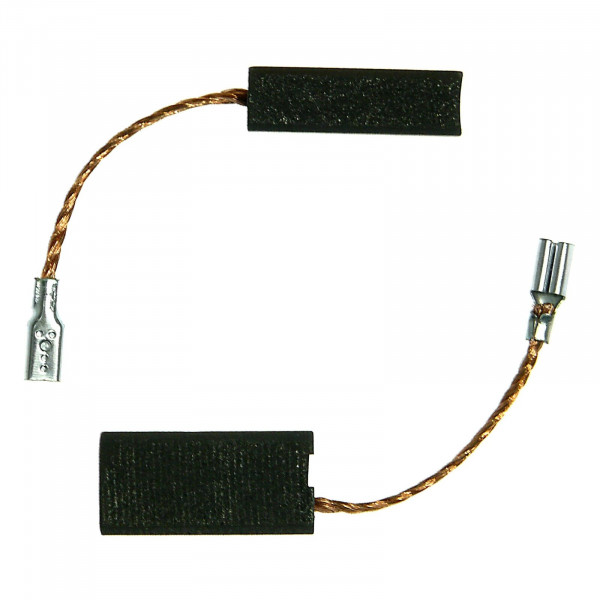 Kohlebürsten für DUSS DUAX P 26, P 26 C, P 26 SDS, P30 - 6,3x10x20 mm - PREMIUM (P2276)