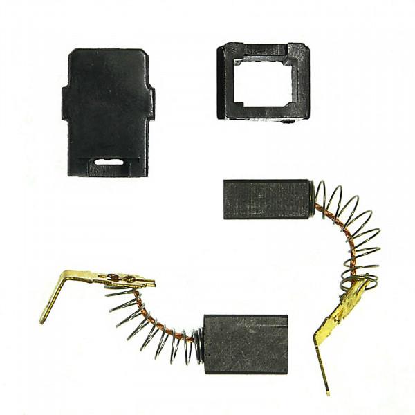 Spazzole di carbone per MAKITA HP1300S, HP1030, 6402, HR2400, CB-415 - 6x9x12,5 mm - PREMIUM (P2067)