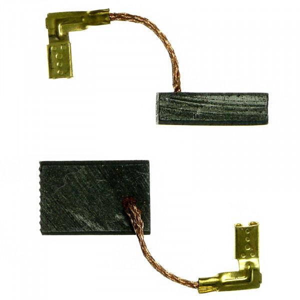 Spazzole di carbone per MAKITA 9565 CLR,9565 CR,9565 CV,9565 CVL,9565 CVR - 5x11x16 mm - PREMIUM (P2066)