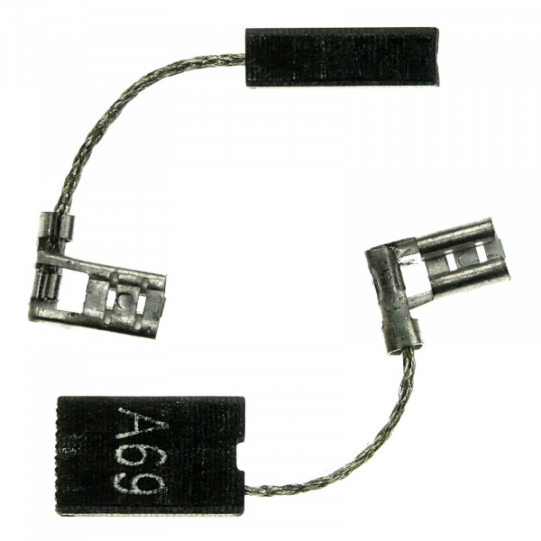Kohlebürsten für BOSCH GBH 4 DSC, GBH 4 DFE - 5x10x17 mm - PREMIUM (P2053)