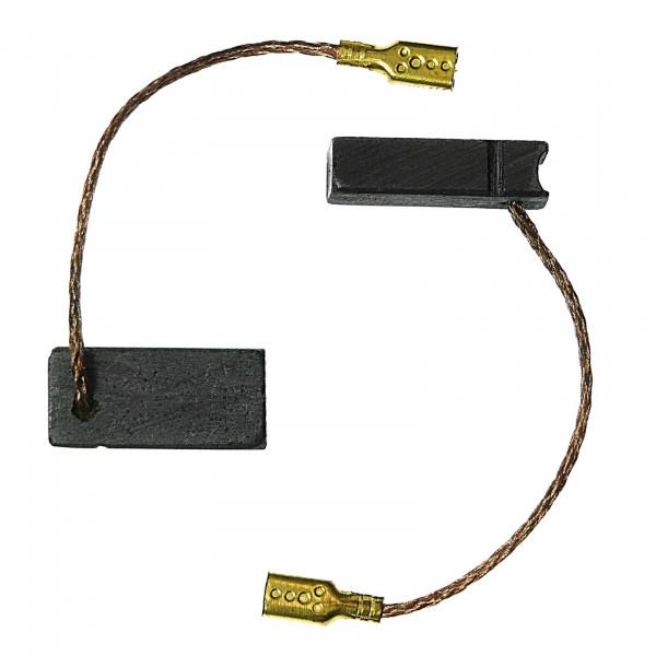 Kohlebürsten für HILTI TE6S, TE6C, TE7, TE 29 - 5x8,5x18 mm - PREMIUM (P2231)