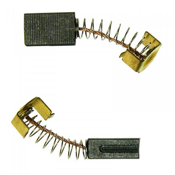 Spazzole di carbone per EINHELL + BAVARIA BSM 650E - 4,9x7,9x11,7 mm - PREMIUM (P2023)