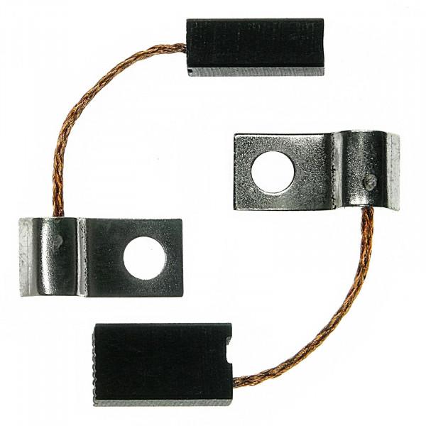 Kohlebürsten für BOSCH UBH 4/26, UBH 4/26 DSE, UBH 6/35 - 6,3x10x17 mm - PREMIUM (P2263)