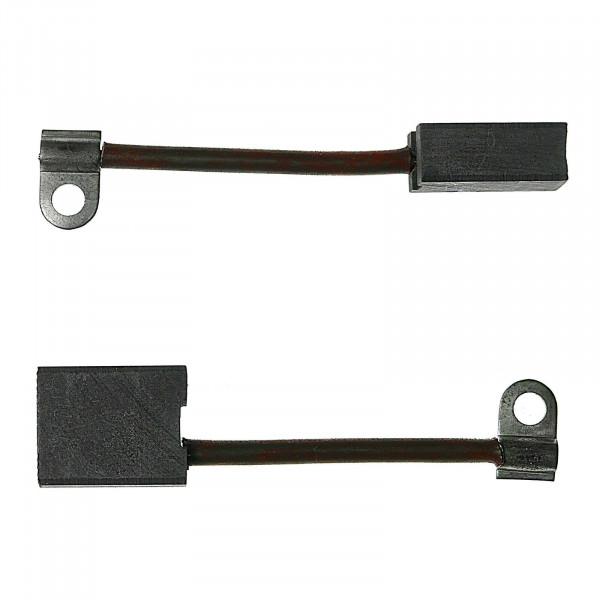 Kohlebürsten für WACKER EH 23, EH 27, 5000106741 - 8x16x20 mm - PREMIUM (P2302)