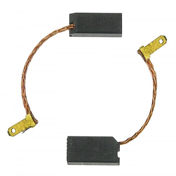 Kohlebürsten für FLEX L 1706 FR, L 1707 FR, FS 3403 VRG, ersetzt K 70 - 6,3x8x15 mm - PREMIUM (P2278