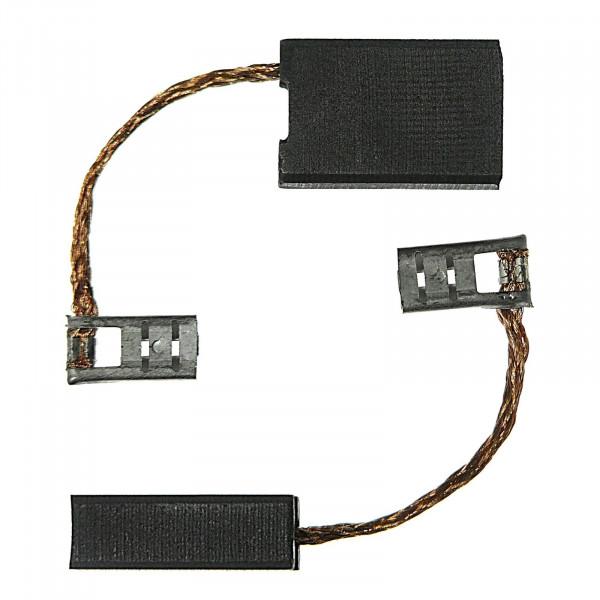 Kohlebürsten für HILTI TE 92, TP 800, TP 804, 74718 - 6,3x12,5x19 mm - PREMIUM (P2227)