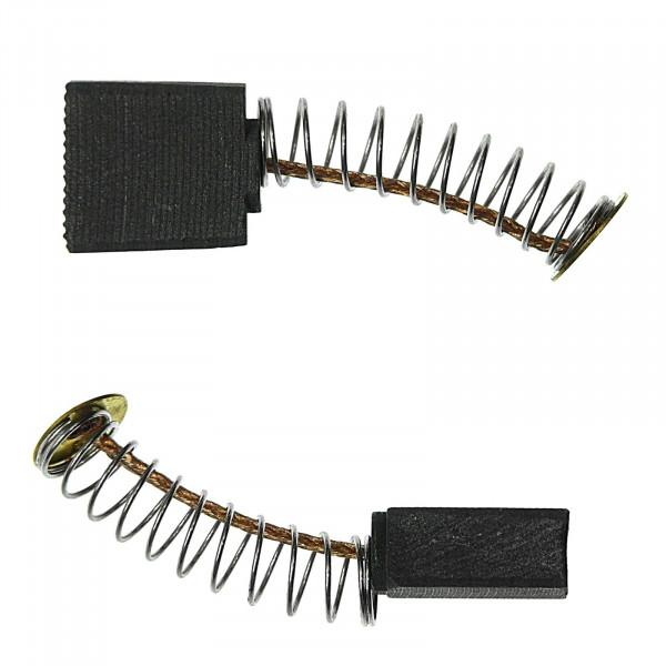 Kohlebürsten für RUBIMIX-9, 9 PLUS, 9 DUPLEX - 7x15x17 mm - PREMIUM (P2305)