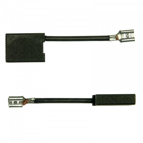 Spazzole di carbone per BOSCH GWS 26-230 JB, GWS 26-230 JH - 6x16x21,5 mm - PREMIUM (P2028)