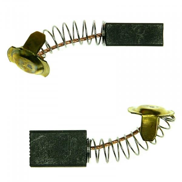 Kohlebürsten für TOLEDO TPM 1600 Art.Nr. PMM 5004 - 7x13x18,5 mm - PREMIUM (P110)