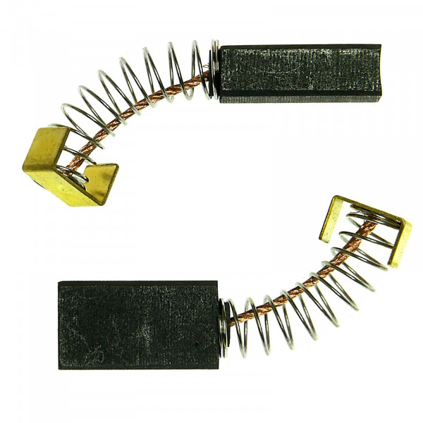 Kohlebürsten für EINHELL GLOBAL HKL-G 1400 Säge - 6,5x11x21 mm - PREMIUM (P2248)