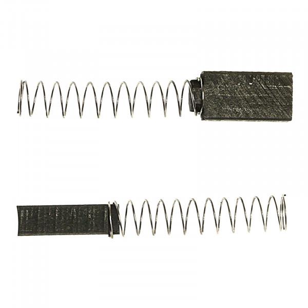 Kohlebürsten für METABO SXE 425, SXE 450 Duo, B 250, BE 250 R+L - 5x8x14 mm - PREMIUM (P1041)