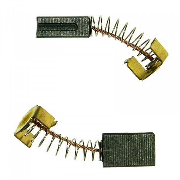 Spazzole di carbone per BUDGET BWS 1255 - 4,9x7,9x11,7 mm - PREMIUM (P2023)