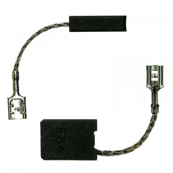 Kohlebürsten für HITACHI G23ST, G18ST, G18SW2, G23SW2 ersetzt 999059 - 7x13x22 mm - PREMIUM (P2280)