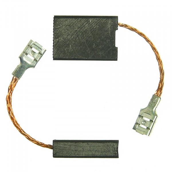 Kohlebürsten für KRESS WS 2100, WS 6372, WS 6382 - 6,2x16x23 mm - PREMIUM (P2158)