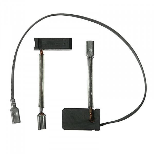 Kohlebürsten für HILTI DC 125, WS 125, 244118, 282192 - 5x10x17 mm - PREMIUM (P2282)