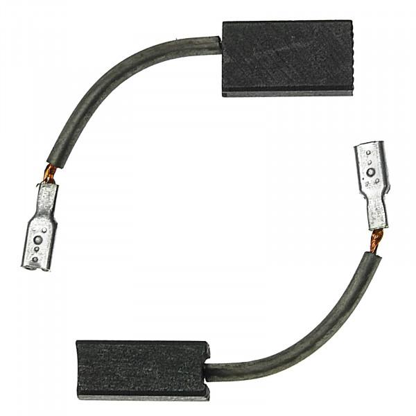 Kohlebürsten für ELTOS Kohlebürsten für SPARKY Fräse FK30 Schleifer MB1200CE - 6,3x8x15 mm - PREMIUM