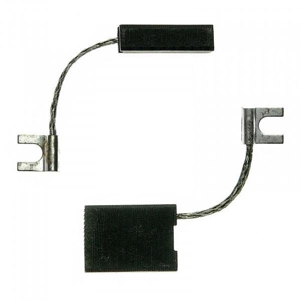 Kohlebürsten für BOSCH PWS 1800 K ,HV 78, HV 79 - 6,3x16x22 mm - PREMIUM (P2058)