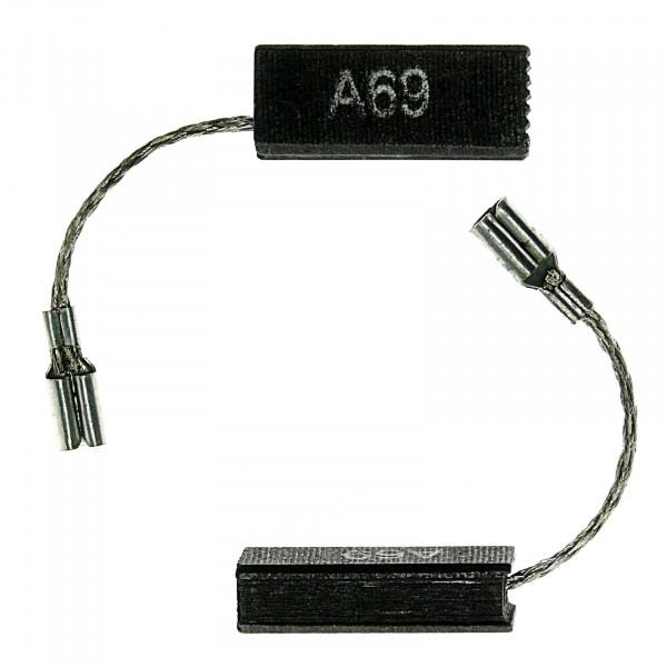 Kohlebürsten für BOSCH PBH220RE, PBH240RE, GAH500DSE - 5x8x19 mm - PREMIUM (P2254)