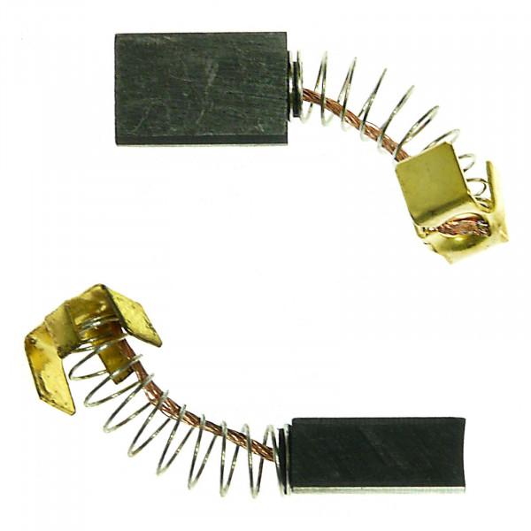 Spazzole di carbone per UNIVERSAL 5x8x11mm - PREMIUM (P108)