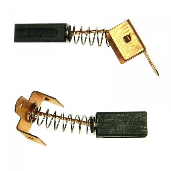 Kohlebürsten für BLAUKRAFT BBS 280 E Schleifer - 5x6x13 mm - PREMIUM (P2042)