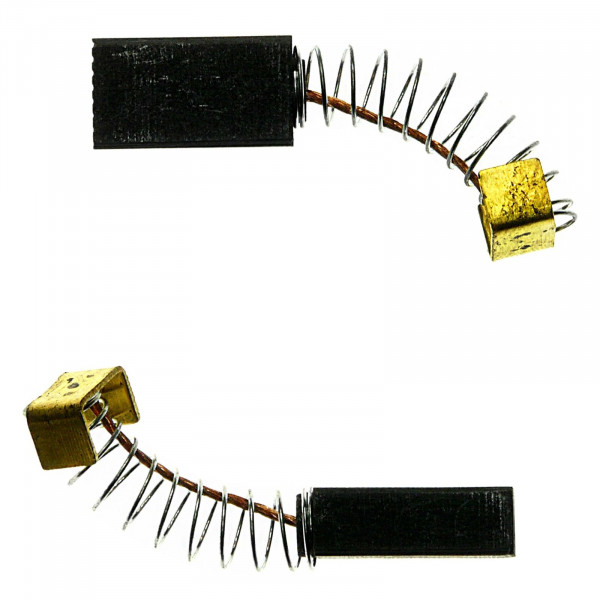 Kohlebürsten für AEG SB2E.600 R, SB2E 600 R, SB2E.650R - 5x8x14,5 mm - PREMIUM (P2100)