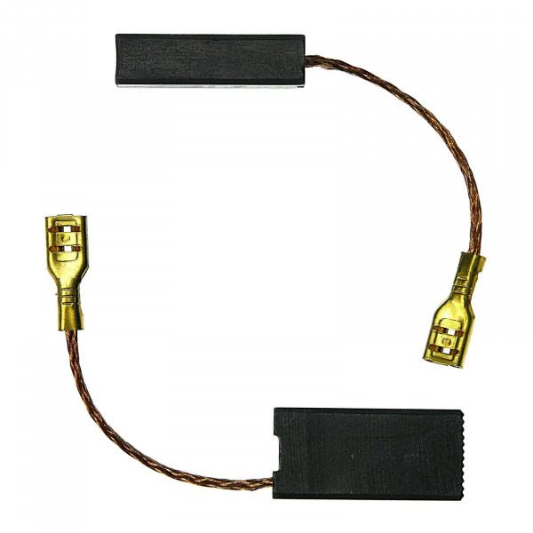 Kohlebürsten für HILTI DD100, DD100EL, DD100MEC, DD100W - 7x12,5x26 mm - PREMIUM (P2039)