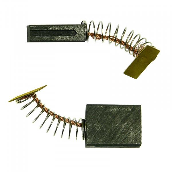 Kohlebürsten für GÜDE GUKS 2100 Unterflurzugsäge - 6,5x15x20 mm - PREMIUM (P2292)