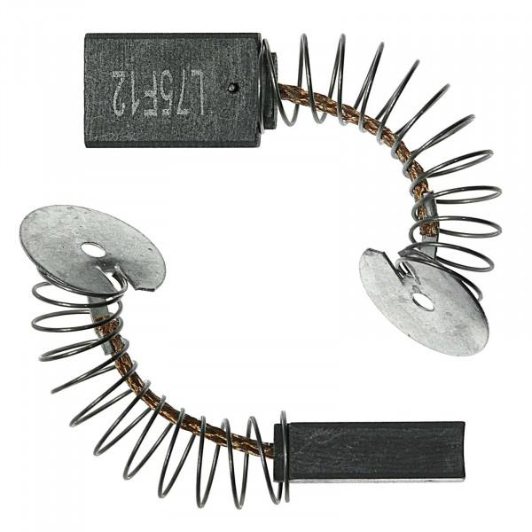 Kohlebürsten für DEWALT DW 4001 BR, DW 705, DW 705 S - 6,5x13x19 mm - PREMIUM (P2134)