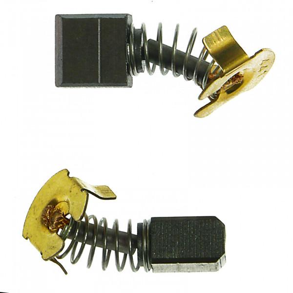 Kohlebürsten für MAKITA ersetzt 194435-6 - 7x10,8x11 mm - PREMIUM (P2242)