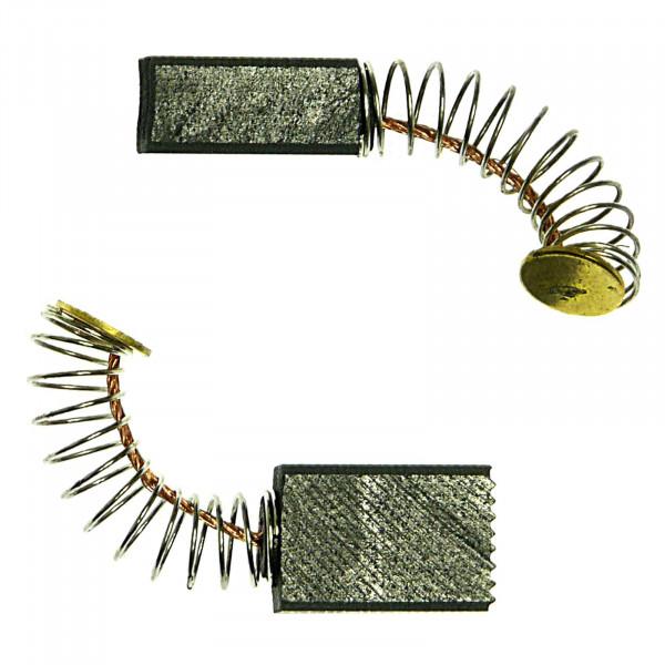 Spazzole di carbone per BLAUKRAFT BBM 1050 Trapano elettrico - 6x9x13 mm - PREMIUM (P2043)