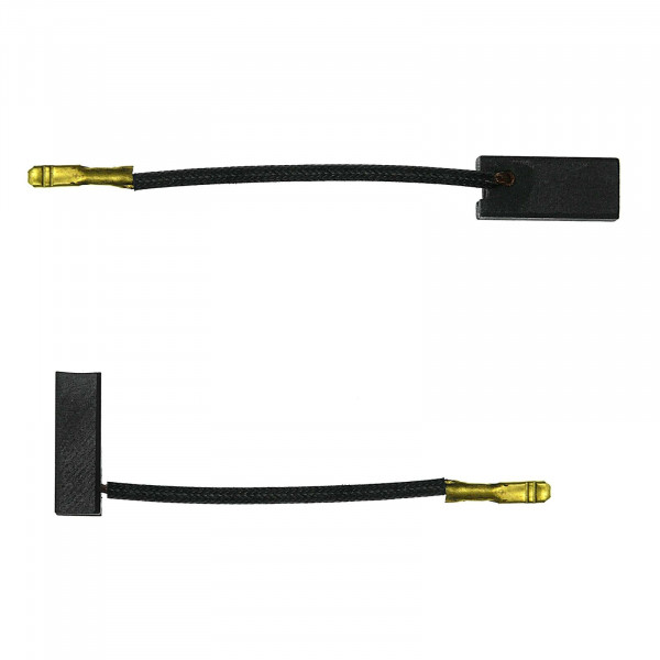 Kohlebürsten für BLACK & DECKER BD 654 A, KD 652 A - 6x8x18 mm - PREMIUM (P2092)