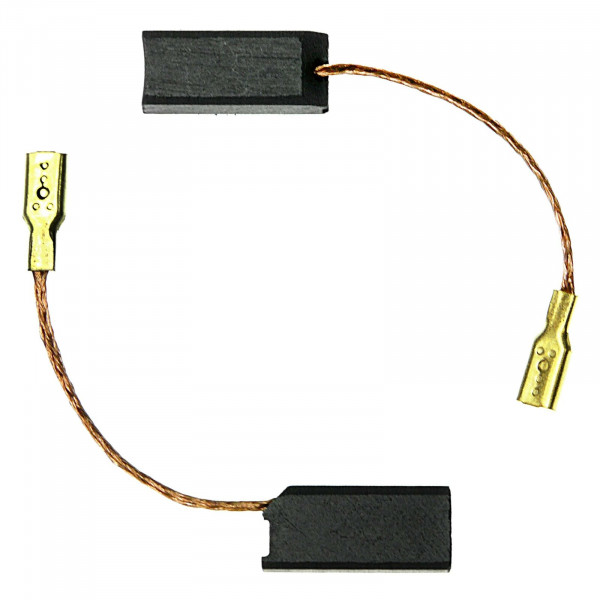 Spazzole di carbone per FLEX Fräse F 1109, F 1509 - 6,3x7x15,5 mm - PREMIUM (P2085)