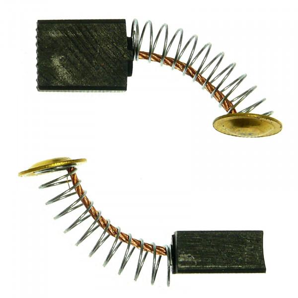 Spazzole di carbone per BLAUKRAFT BSB 850E, BBS 900 - 6x10x13 mm - PREMIUM (P2032)