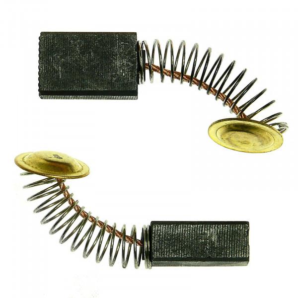 Kohlebürsten für T.I.P. WS 230-1800 Winkelschleifer Art.Nr.20227 - 7x11x18 mm - PREMIUM (P2031)