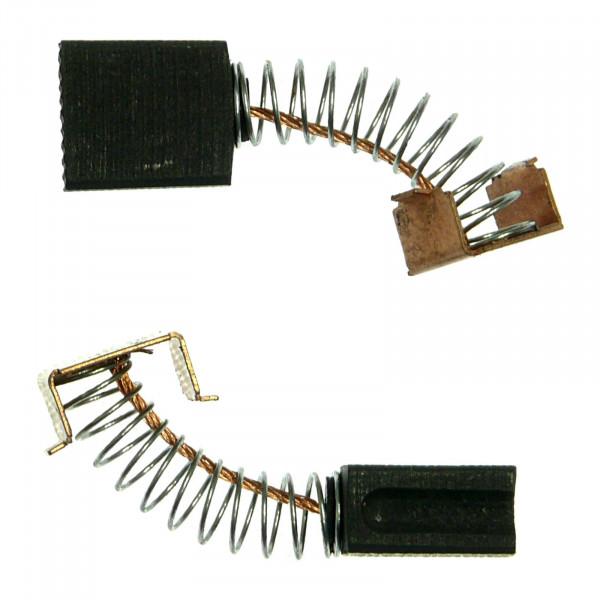 Kohlebürsten für DWT WS 115, WS 125 Schleifer - 6x10x11 mm - PREMIUM (P2206)