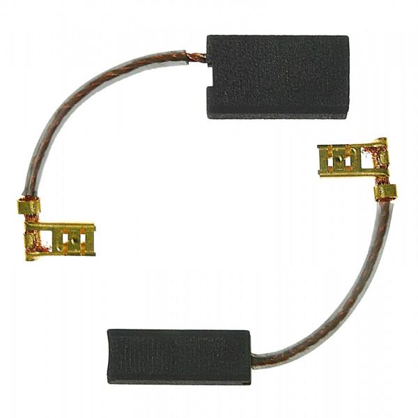 Kohlebürsten für FEIN WSB 20-230, WSB 25-180X, 30711137006 - 8x12,5x22 mm - PREMIUM (P2268)