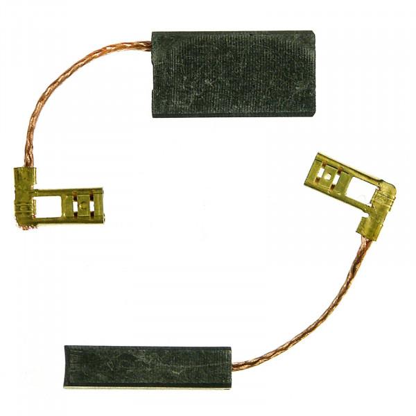 Kohlebürsten für MAKITA HM 1214 C, HR 4510 C, HR 4511 C, CB-171 - 6,5x13,5x26,5 mm - PREMIUM (P2068)