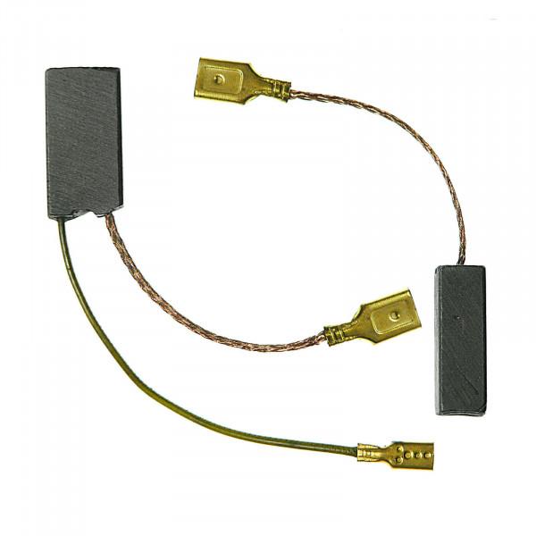 Kohlebürsten für HILTI T 104, TE 14, TE 15, TE 15 C - 6,3x10x19 mm - PREMIUM (P2229)