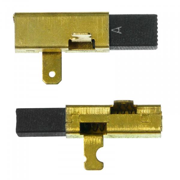 Spazzole di carbone per FESTOOL RS1C, HL850E, RW1000EQ - 6,3x8x16,5 mm - PREMIUM (P2105)