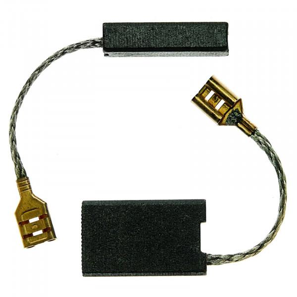 Spazzole di carbone per BOSCH 11245EVS, 11311EVS - 6,3x16x26 mm - PREMIUM (P2059)