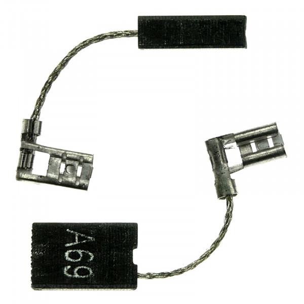 Kohlebürsten für BOSCH BHE 4-30 CE, BMH 30 E - 5x10x17 mm - PREMIUM (P2053)