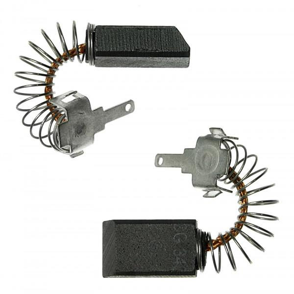Kohlebürsten für STIHL MSE 180, MSE 180 C Elektrosäge - 6,2x11x15 mm - PREMIUM (P2133)
