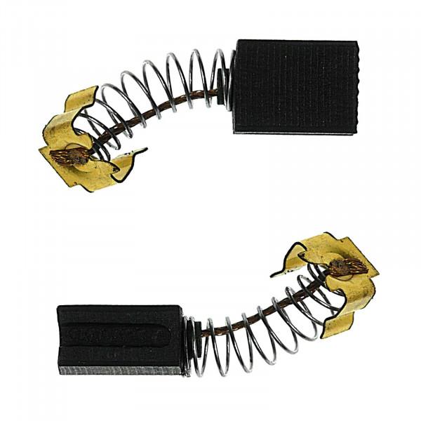 Kohlebürsten für MAKITA HP2041, HP2050, HP2050F, HP2051 - 6x9x12 mm - PREMIUM (P123)