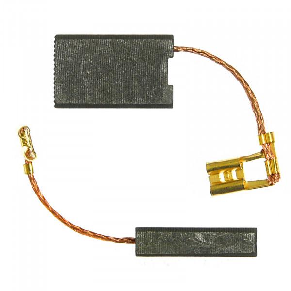 Kohlebürsten für METABO MHE 95 Bohrhammer - 6,3x16x26 mm - PREMIUM (P2202)