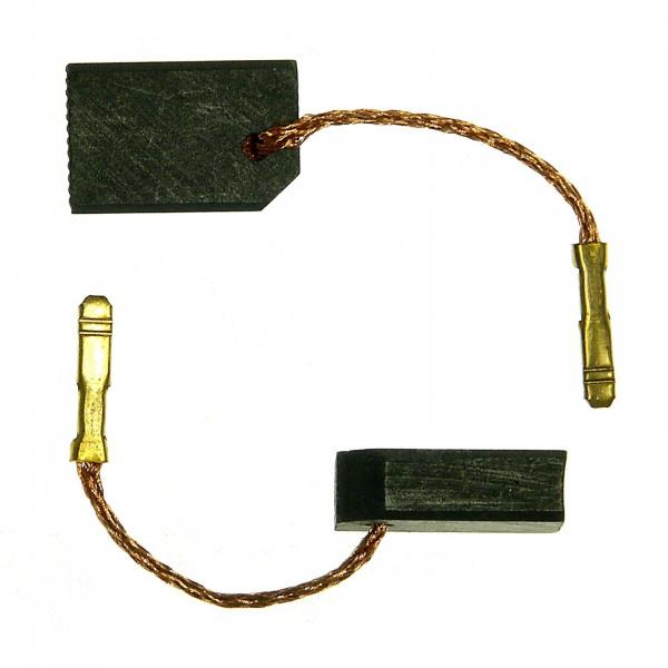 Kohlebürsten für METABO W 14-125 ERGO, W 14-150 ERGO - 6x12,5x19 mm - PREMIUM (P2152)