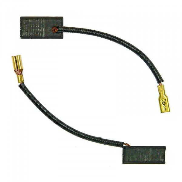 Spazzole di carbone per EINHELL WSG 115E - 6,3x8x15 mm - PREMIUM (P2027)