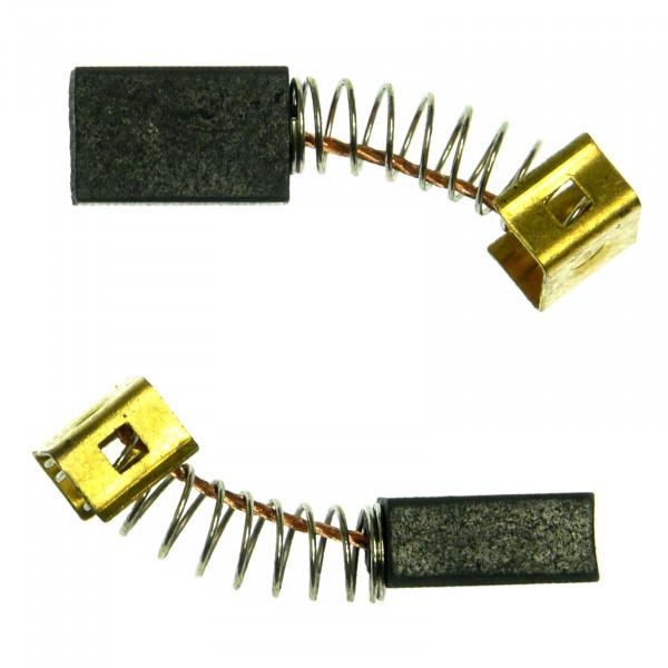 Spazzole di carbone per UNIVERSAL 6x9x14mm - PREMIUM (P2035)